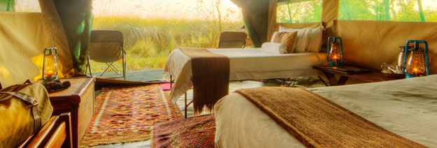 Eco-Friendly African Safari Camps | Luxury Africa Safari | Ker Downey