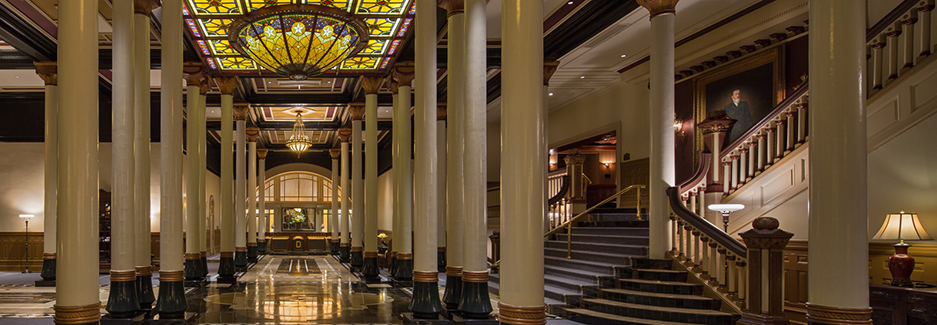 The Driskill Hotel | Luxury Texas Travel | Ker Downey