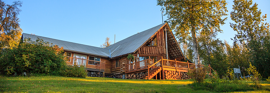 Winterlake Lodge | Luxury Alaska Travel | Ker Downey