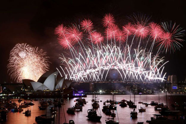 Australia Bucket List | Sydney Fireworks | Luxury Australia Travel | Ker Downey