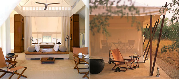 Aman-I-khas | Luxury India Travel | Ker Downey