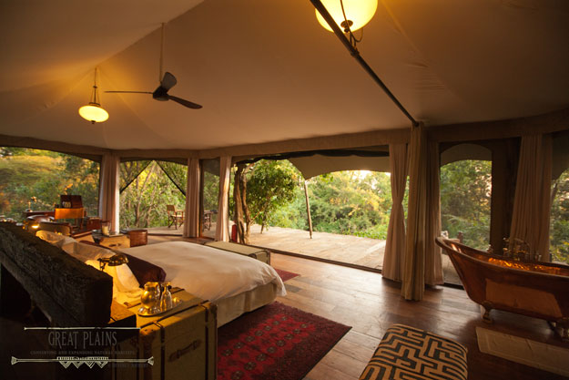 Mara Plains Camp | Luxury African Safari | Ker Downey