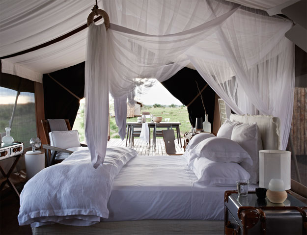 Singita Mara River Camp | Luxury Tanzania Safari | Ker Downey