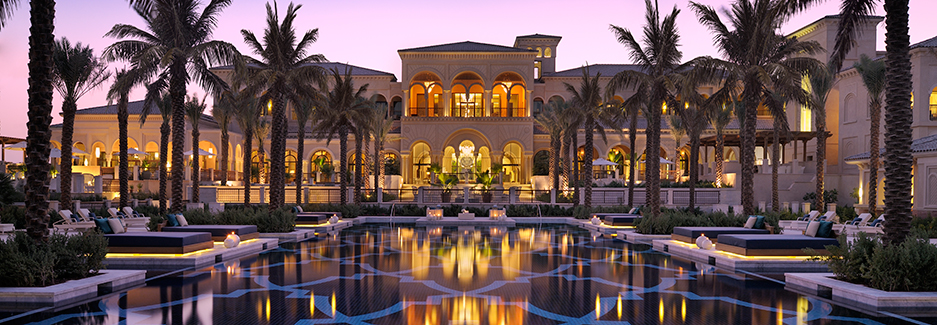 One only the palm one only dubai luxury hotel for Best hotels dubai palm