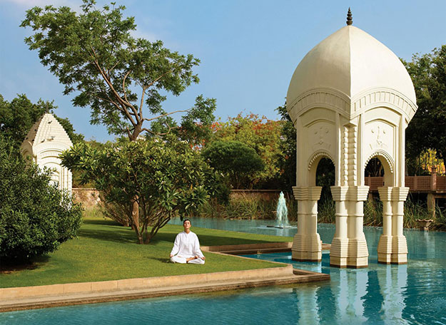 India Spa | Luxury India Travel | Oberoi Hotel Rajvilas | Ker Downey