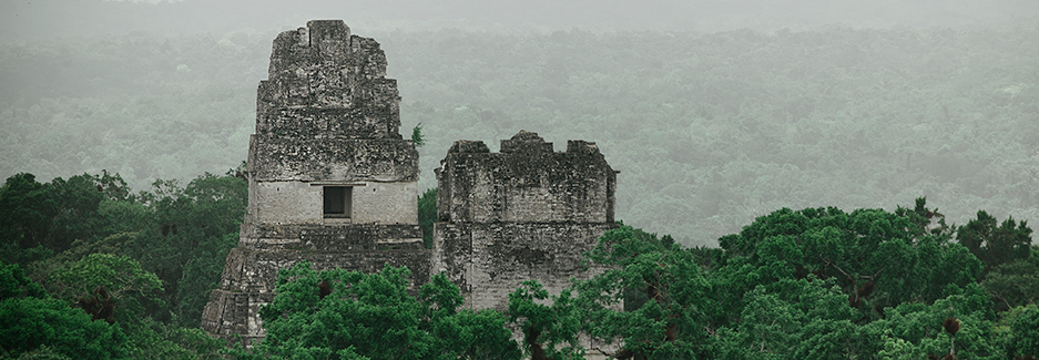Mayan Ruins Luxury Travel | Petén | Tikal | Guatemala | Ker Downey