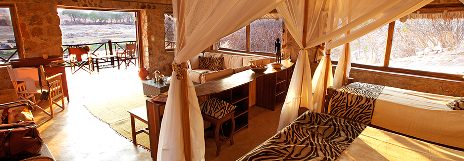 Ruaha River Lodge | Ruaha | Luxury Tanzania Safari