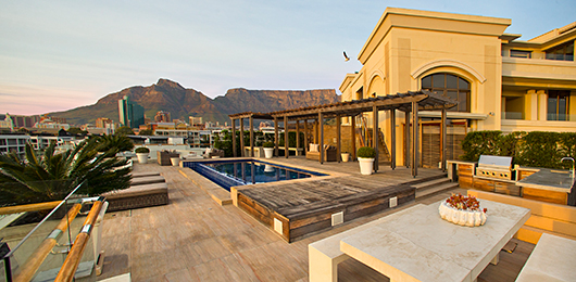 Luxury South Africa Villas