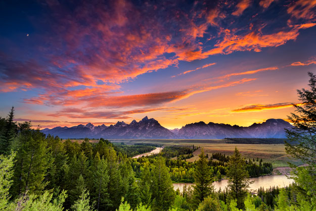 National Parks | Grand Teton National Park, Wyoming | Luxury USA Holiday | Ker Downey