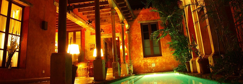 Posada del Angel |Guatemala Luxury Hotel | Luxury Antigua