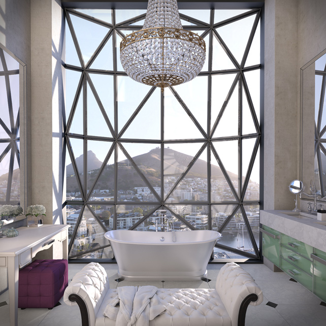 The Silo - Luxury South Africa - Cape Town - Ker Downey