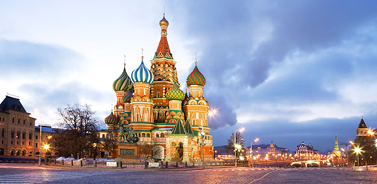 Treasures of the Tsars: Moscow and St. Petersburg