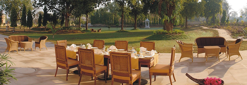 Lalit Temple View Khajuraho | Luxury India Hotel