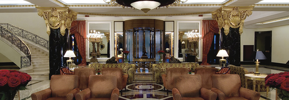 The Ritz-Carlton Moscow | Moscow Luxury Hotel | Russia