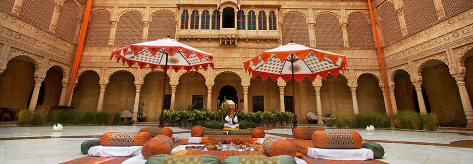 Suryagarh | Luxury India Hotel | Rajasthan