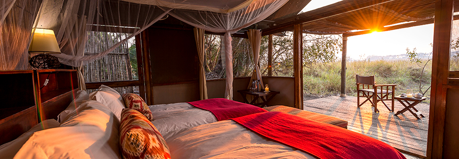 Busanga Bush Camp | Busanga Plains | Zambia Luxury Safari