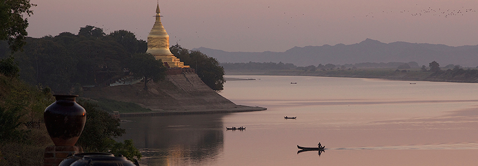 Irrawaddy River | Myanmar Luxury Travel | Burma Luxury