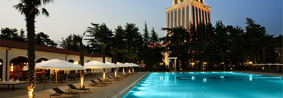 Sheraton Batumi | Caucasus Luxury Travel | Georgia Hotel