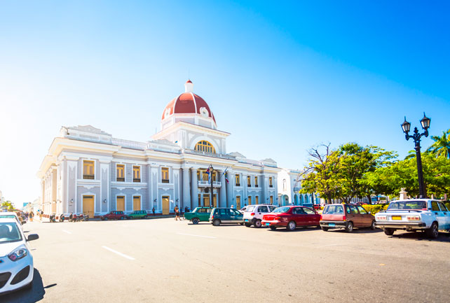 UNESCO World Heritage Sites | Historic Urban Center of Cienfuegos | Luxury Cuba Travel | Ker Downey