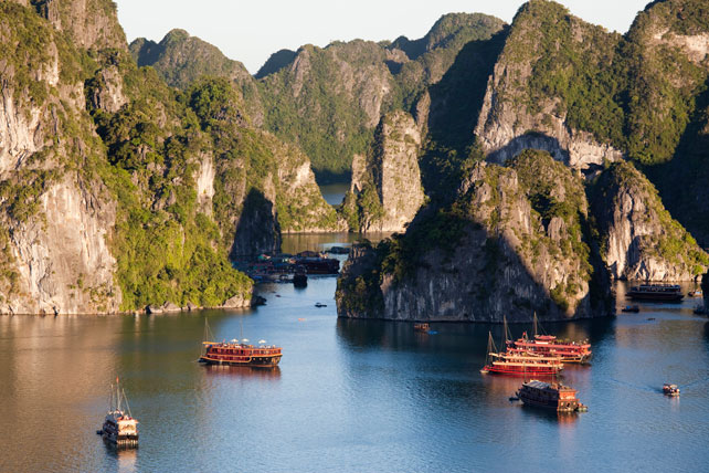 UNESCO World Heritage Sites | Ha Long Bay | Luxury Vietnam Travel | Ker Downey
