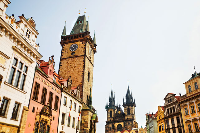 Best Places to Travel in May | Prague Luxury Travel | Ker Downey