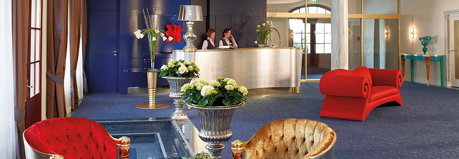 Bulow Palais - Dresden Luxury Hotel - Ker Downey