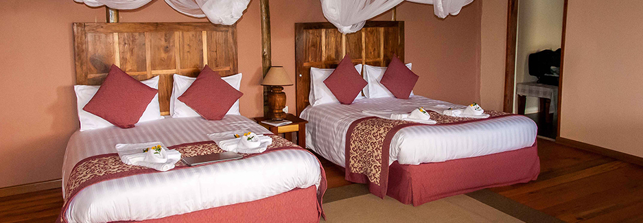 Crater Safari Lodge - Uganda Safari - Luxury Safari - Ker & Downey