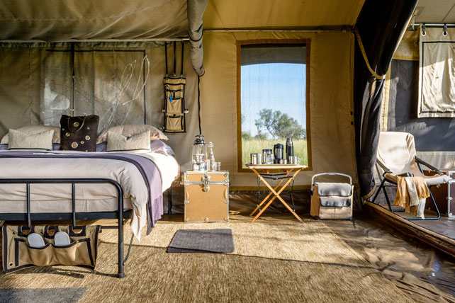 Luxury Serengeti Safaris | Luxury Tanzania Safari | Singita Explore Camp | Ker Downey