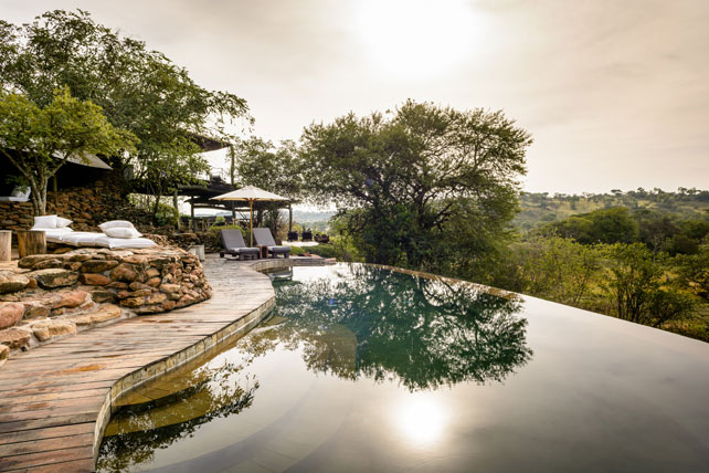 Luxury Serengeti Safaris | Luxury Tanzania Safari | Singita Faru Faru Lodge | Ker Downey
