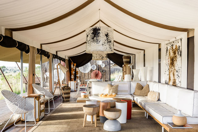 Luxury Serengeti Safaris | Luxury Tanzania Safari | Singita Mara River Camp | Ker Downey