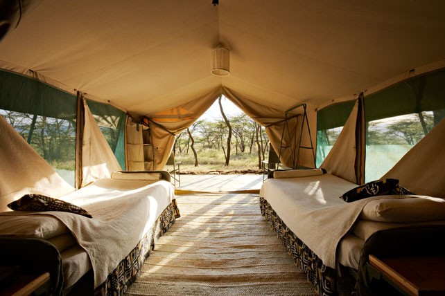 Serengeti Safaris | Luxury Tanzania Safari | Olakira Camp | Ker Downey