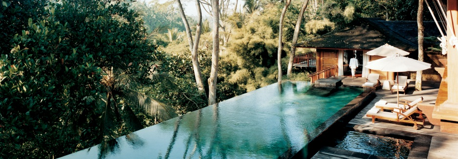 COMO Shambhala Estate - Luxury Spa Resort -Ubud,Bali - Ker & Downey