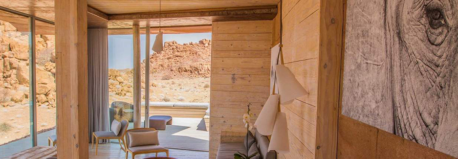 Sorris Sorris Lodge - Damaraland Lodge - Namibia Luxury - Ker Downey