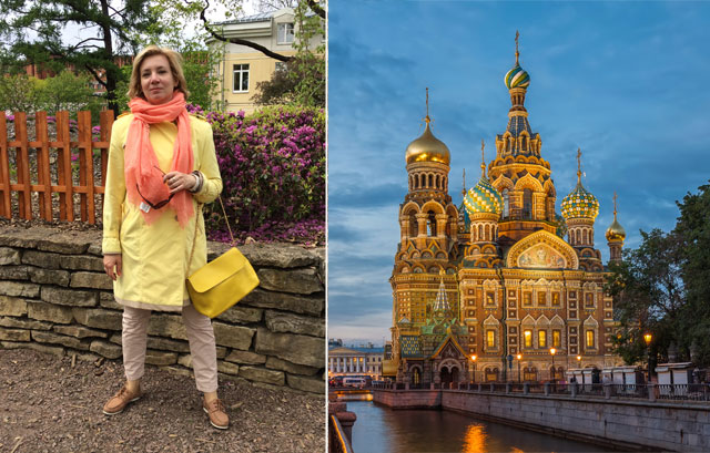 Anna Udalova | Female Guide in St. Petersburg, Russia