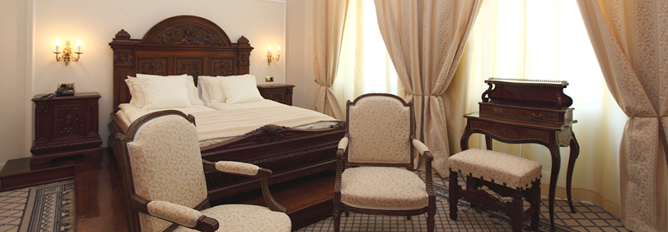 Grand Hotel Continental - Luxury Bucharest Hotel - Romania - Ker Downey