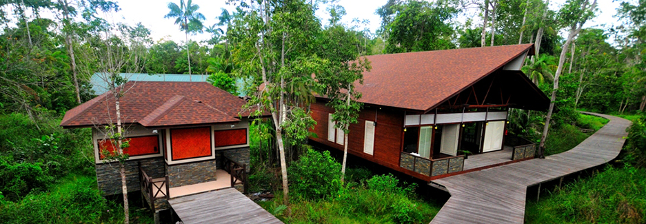 Kinabatangan Wetlands Resort - Borneo Adventure - Malaysia - Ker Downey