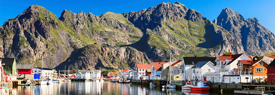 Norway Arctic - Arctic Safari - Luxury Arctic Safari - Lofoten Islands - Ker Downey