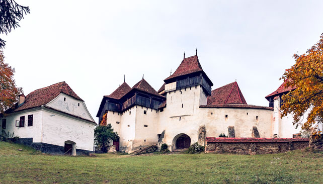Fortified Churches of Transylvania | Luxury Romania Travel | Ker Downey