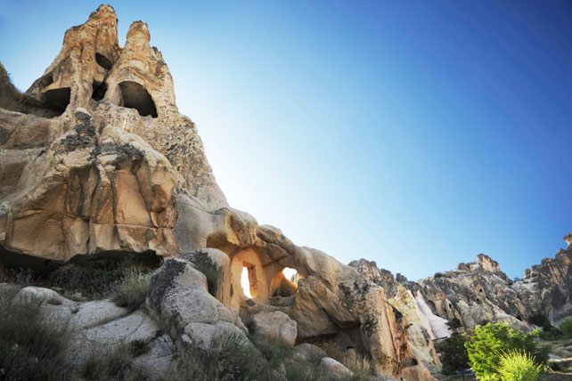 Exploring the Fairy Chimneys of Goreme National Park