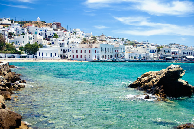 Best Places to Travel in September | Luxury Greece Travel | Ker Downey