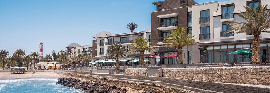 The Strand Hotel - Swakopmund - Namibia Luxury Travel