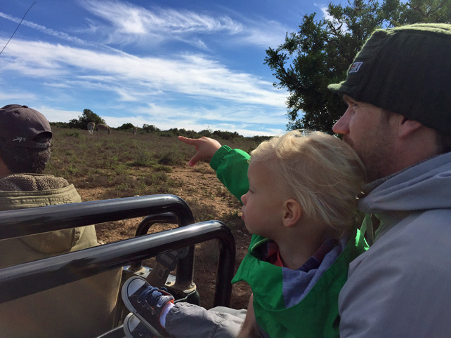 Ker & Downey's Top Lodges for a Safari with a Two Year Old