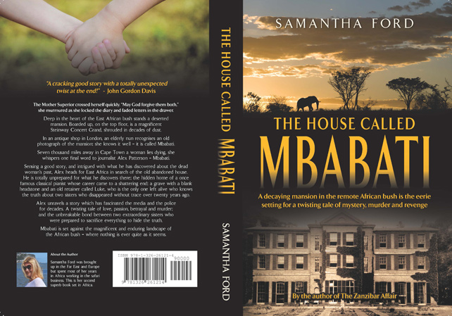 The House Called Mbabati - An Interview With Samantha Ford