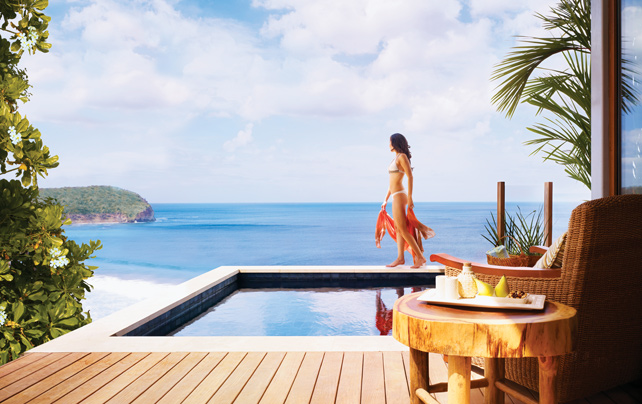 Luxury Private Plunge Pools - Mukul Resort - Nicaragua - Ker Downey