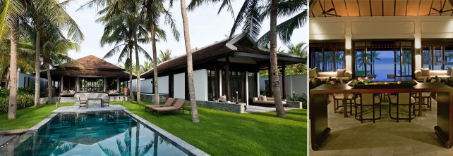 Luxury Private Plunge Pools - Nam Hai - Vietnam - Ker Downey