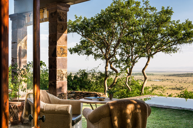 Luxury Private Plunge Pools - Singita Sasakwa - Tanzania - Ker Downey
