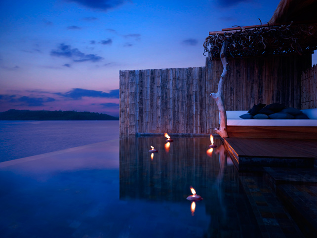Luxury Private Plunge Pools - Song Saa - Cambodia - Ker Downey
