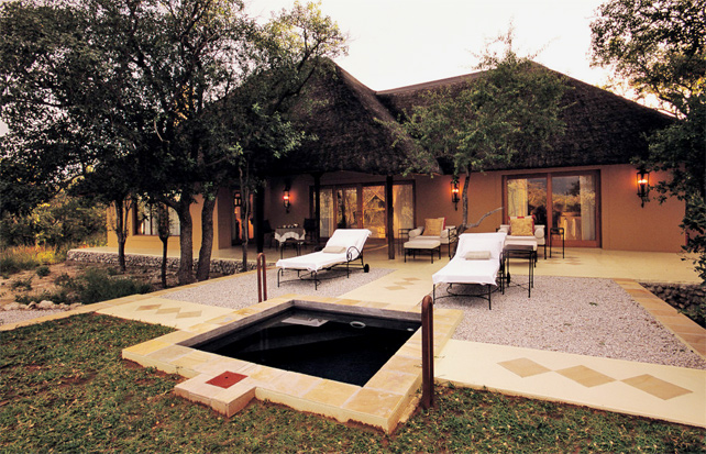 Luxury Private Plunge Pools - Villa Mushara - Namibia - Ker Downey