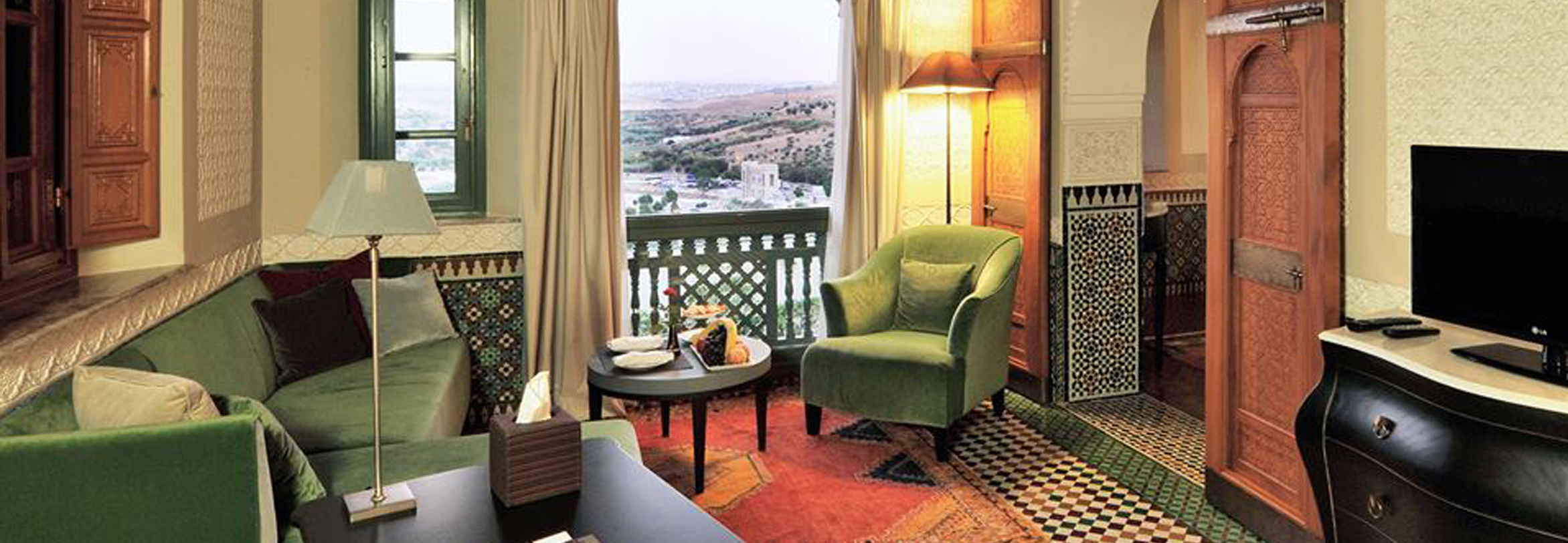 Palais Faraj Suites & Spa - Luxury Fez Hotel - Morocco Travel - Ker & Downey