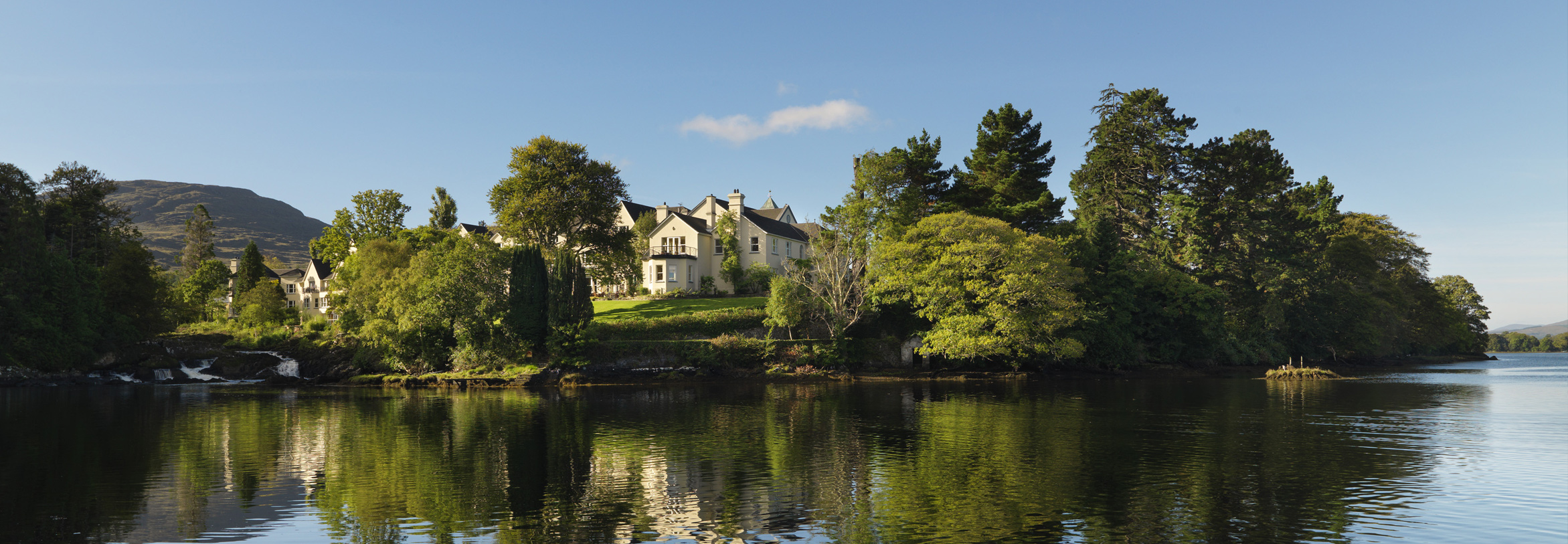 Sheen Falls Lodge – Ireland Luxury Hotel – Ring of Kerry - Ker & Downey